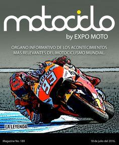 Organo Informativo de los Acontecimientos más Relevantes del Motociclismo Mundial.