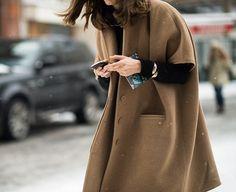 Fancy - Oversized Coat by Niel Barrett
