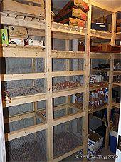 Chambre-froide au sous sol - Guide de construction d'une chambre froide