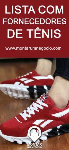 d225e9efa Fornecedores de tênis para revenda  Saiba onde comprar para vender!  Calçados AtacadoSapatos ...