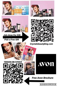 How to Sell Avon on Facebook - Crystal's Beauty Blog Welcome To Our Team, Avon Crystal, How To Make Money, Make Up, Avon Brochure, Shops, Facebook Party, Avon Online, My Dream Came True