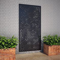 Back to Screens  Matrix is simple decorative, architectural screen…