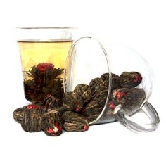 Blooming Goddess Tea. 1 bulb $3.99. This handcrafted white tea unfurls to reveal a beautiful amaranth flower. Entice your eyes and delight your palate with this rare treat.