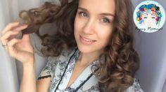 Bigudi İle Kıvırcık Saç Yapımı -Kolay Saç Modelleri