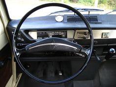Renault 6 interieur