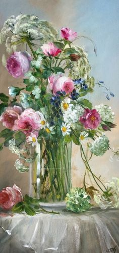 Sylvie Fortin | Artiste peintre