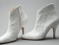 Cymbeline Wedding Boots