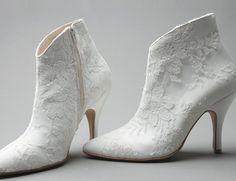 Cymbeline Wedding Boots