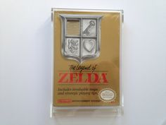 Free Shipping ZELDA Nintendo NES The by WarpZoneCollectibles