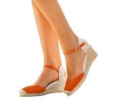 Espadrilky na klinovom podpätku | blancheporte.sk #blancheporte #blancheporteSK #blancheporte_sk #spring #summer #wear Espadrilles, Wedges, Shoes, Spring Summer, Fashion, Espadrilles Outfit, Moda, Shoe, Shoes Outlet