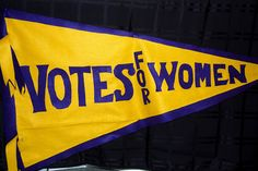 Secretary of State's office pennant by League of Women Voters of California, via Flickr