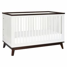 Scoot 3-in-1 Convertible Crib with Toddler Bed Conversion Kit - Project Nursery Nursery Modern, Modern Crib, Convertible Crib, Crib Mattress, Kit, Sustainable Design, Toddler Bed, Daybed, Breathe Easy