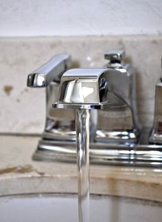How to Install A New Bathroom Faucet
