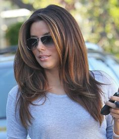 eva longoria volume hair More Long Layered Haircuts, Haircuts For Long Hair, Long Hair Cuts, Long Layered Hair With Side Bangs, Volume Haircut, Hair Volume, Hair Cuts For Volume, Blow Dry Hair For Volume, Volume Hairstyles