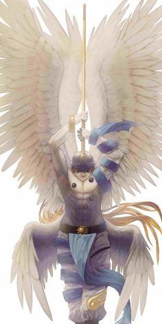 Angemon #Digimon