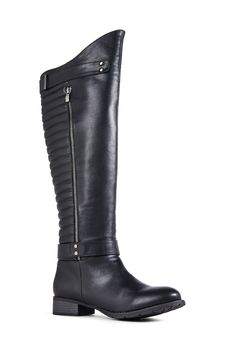 Berria by JustFab will surely become one of your most beloved boots,