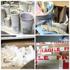 How does your business deal with waste? Our fabulous studio neighbour Rose…