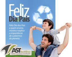 E-mail marketing AST Dia dos Pais