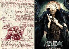 from the book to screen, amazing imagination. Guillermo del Toro