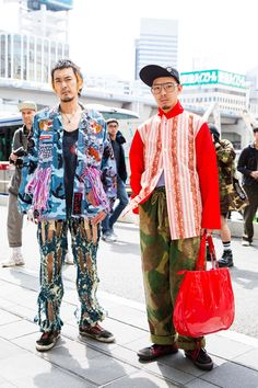 Tokyo Street Style Fall Winter 2016