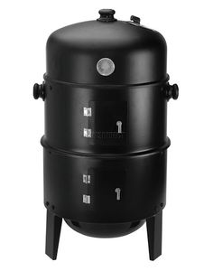 FoxHunter Black BBQ Charcoal Grill Barbecue Smoker Garden Outdoor Cooking Looks nice and compact for BBQs on the patio this summer. Added to wish list! Charcoal Bbq Grill, Charcoal Smoker, Smoker Cooker, Barbecue Smoker, Black Garden, Outdoor Cooking, Camping Cooking, Cooking Tools, Grilling