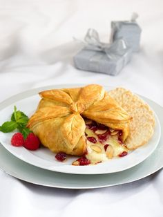 Brie en croute.  One of my all time favorie dishes.