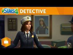 The Sims 4 Get to Work: Official Detective Gameplay Trailer - YouTube