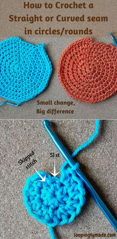 This crochet technique will make all the difference in your circular projects.