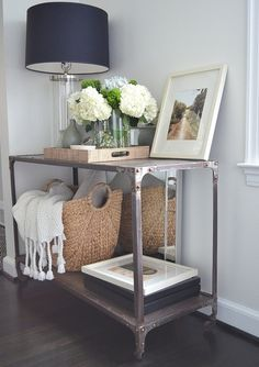 interior design ideas - console table