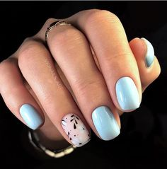 Beautiful Manicure Nails For Short Nails Design Ideas -Square & Almond Nail. Beautiful Manicure Nails For Short Nails Design Ideas -Square & Almond Nails - - - nails ideas short Square Nail Designs, Diy Nail Designs, Short Nail Designs, Acrylic Nail Designs, Nail Designs Floral, Gel Manicure Designs, Popular Nail Designs, Simple Nail Designs, Cute Acrylic Nails