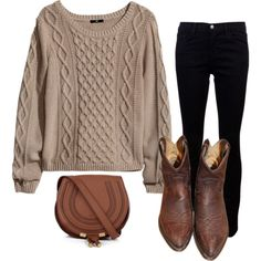 My perfect casual fall outfit!