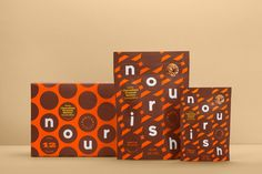 Nourish Snacks Gets a Fun Eye-Catching New Look — The Dieline | Packaging & Branding Design & Innovation News