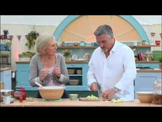 How to Make Sponge Pudding - YouTube  Mary Berry with Paul Hollywood.