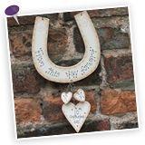 10 Irish Wedding Traditions - horseshoe