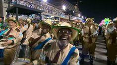 Última noite de desfiles no Rio tem mistura de samba, frevo e baião http://newsevoce.com.br/carnaval/?p=86