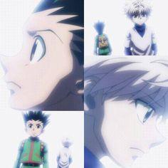 Hunter X Hunter 2011 episode 147  Killua & Gon... so sad... T___T