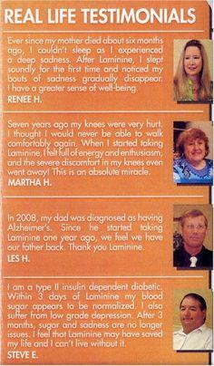 diabetes laminine untuk