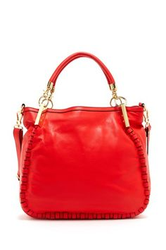 Kat Tote in Red.