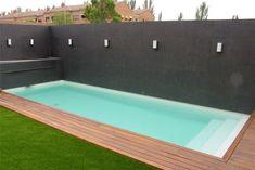 Fotografía de Vivienda en pozuelo - piscina por Matcoma #546066. #cocinaspequeñasminis