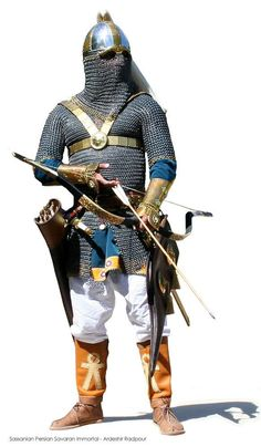معرفی سلاح های دوره باستان(بخش سیزدهم)