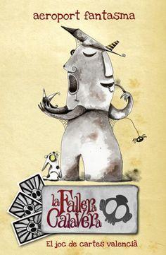 #CROWDFUNDING #VALENCIA #MASCLETA #FALLAS #FALLERA #ZOMBI #JOC #JUEGO - Aeroport de Castelló Aeroport Fantasma El joc La Fallera Calavera d'Enric Aguilar: el joc de cartes valencià. Un joc d'estratègia en valencià destinat a tots els públics que parodia elements del nostre folklore, cultura popular i mitologia. falles falla valencia fallera zombi zombie ghost mascleta Crowdfunding Verkami http://www.verkami.com/projects/7153-fallera-calavera
