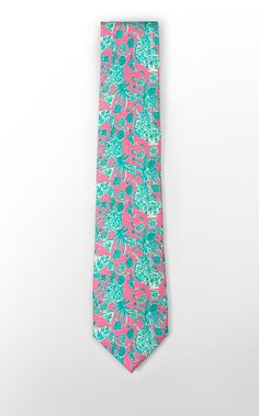 ...I will find a guy willing to wear a Lilly Pulitzer tie