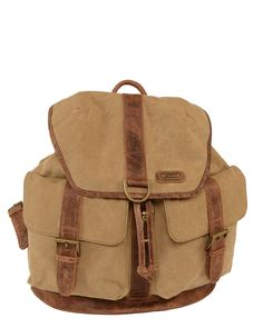 Raval Canvas Backpack from AY Lazzaro