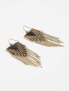 Altar'd State Native Fringe Earrings