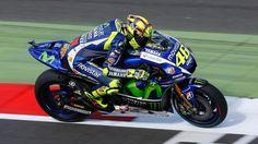 MOTO GP - Valentino Rossi (Yamaha Factory), qui vient de reprendre ses distances en tête du Mondial, à une belle carte à jouer ce week-end à domicile face à son coéquipier, Jorge Lorenzo.