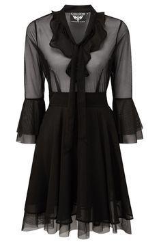 Decay Nu-Mourning Dress [B] | KILLSTAR