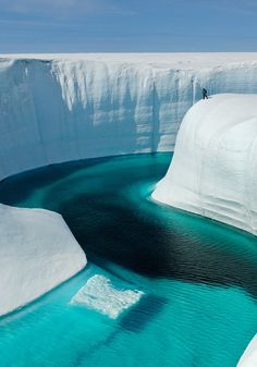 Birthday Canyon in Greenland /
