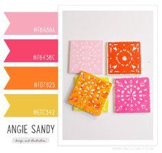 Color Crush 11.9.2013 — Angie Sandy Design & Illustration