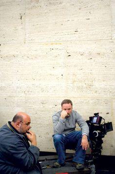 Harris Savides and David Fincher.
