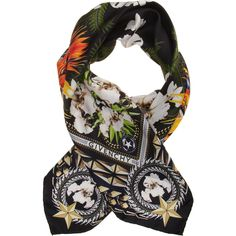4bcab9a10028b Sonia by Sonia Rykiel Polka-Dot Scarf Burberry Check Scarf Givenchy Flower  Scarf Missoni Textured Scarf Vivienne Westwood Printed Scarf Alexander  McQueen ...